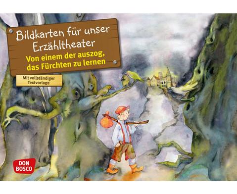 Bildkarten Von einem der auszog das Fuerchten zu lernen-1
