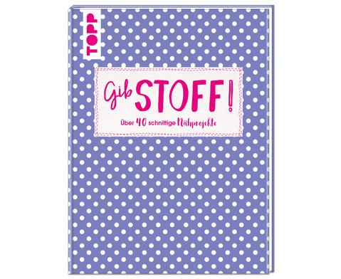 Buch Gib Stoff
