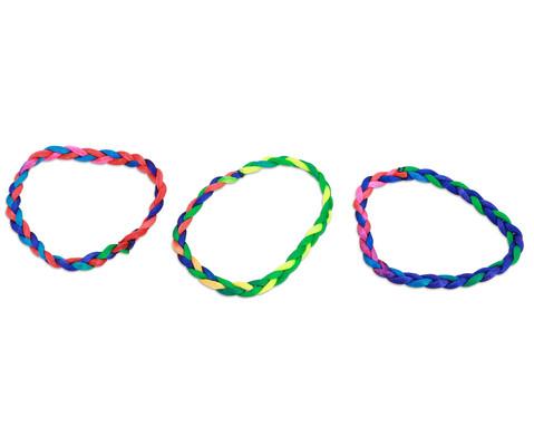 Textil-Armband 48 Stueck-2