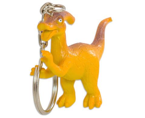Schluesselanhaenger Dino 4 Stueck im Set UEberraschungsmotive-3