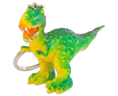 Schluesselanhaenger Dino 4 Stueck im Set UEberraschungsmotive-5