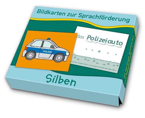 Bildkarten zur Sprachfoerderung Silben