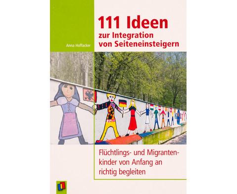 111 Ideen zur Integration von Seiteneinsteigern
