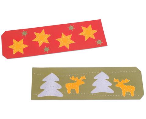 Prickel-Windlichter Weihnachten 10 Stueck-3