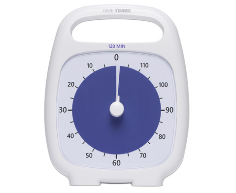 Time Timer PLUS - 120 Minuten-1