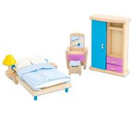 Puppenhausmöbel Neo Schlafzimmer