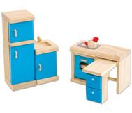 Puppenhausmöbel Neo Küche