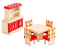 Puppenhausmöbel Neo Esszimmer