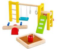 Puppenhausmöbel Spielplatz