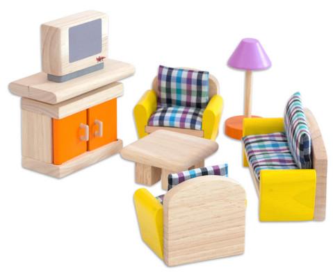 Puppenhausmoebel Neo Wohnzimmer
