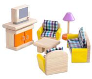 Puppenhausmöbel Neo Wohnzimmer