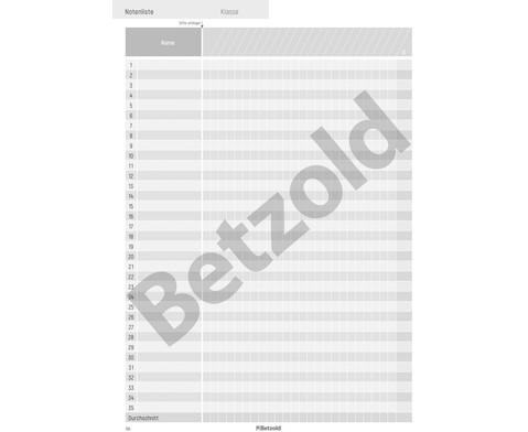 Betzold Schulplaner 2019-2020-6