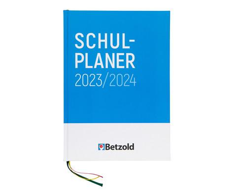 Betzold Schulplaner 2021-2022 DIN A4 plus
