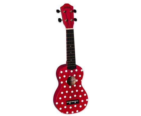 Ukulele Baton Rouge Ladybug-4