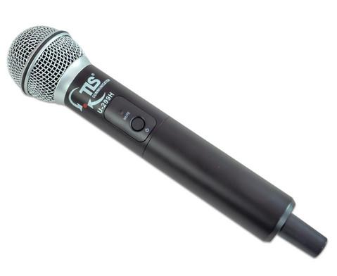 TLS Handmikrofon Freuquenz 8648 MHz