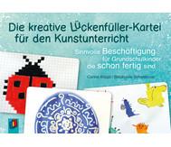 Die kreative Lückenfüller-Kartei für den Kunstunterricht