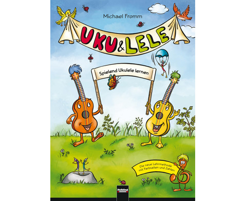 Buch UKU  LELE - Spielend Ukulele lernen