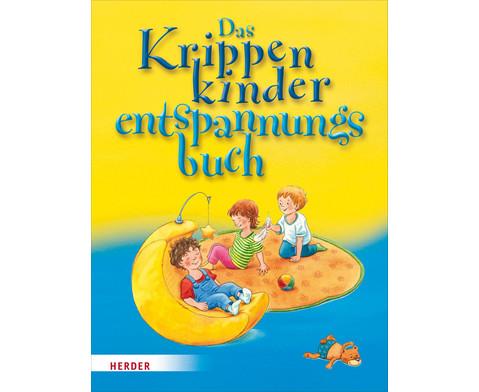 Das Krippenkinder-Entspannungsbuch-1