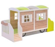 EduCasa Kinder Bauwagen