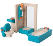 Puppenhausmöbel Neo Badezimmer