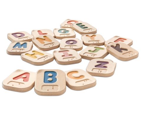 Braille Alphabet A-Z