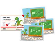 Tellimero Rechenkarten im Zahlenraum bis 20