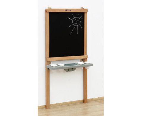 malwand aus holz f r die wand. Black Bedroom Furniture Sets. Home Design Ideas