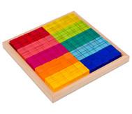 Acryl-Bauwürfel, 100 Stück