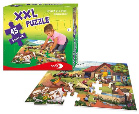 noris Riesenpuzzle - Auf dem Bauernhof