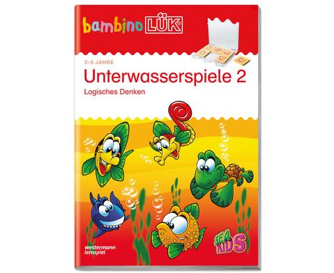 bambinoLUEK - Unterwasserspiele 2