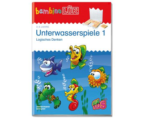 bambinoLUEK - Unterwasserspiele 1-1