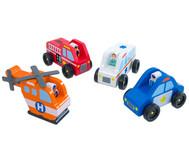 Notfahrzeuge-Set