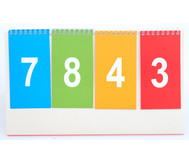 Betzold Dezimal-Flip Tausender für Lehrer