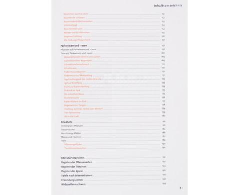 Buch Pflanzen und Tiere in der Stadt-8