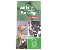 Bestimmungskarten - Garten- und Parkvögel, 10 Stück