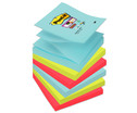 Post-it Super Sticky 3 Farben-1