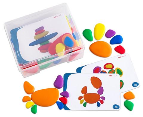 Rainbow Pebbles-1