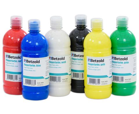 Betzold Fingerfarbe 750 ml