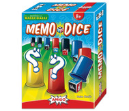 Memo Dice - Gedächtnisspiel