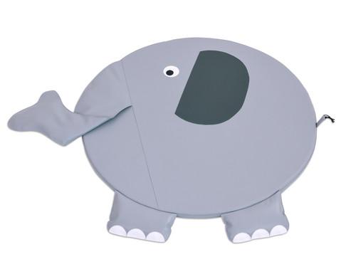 Krabbelmatte Elefant-1