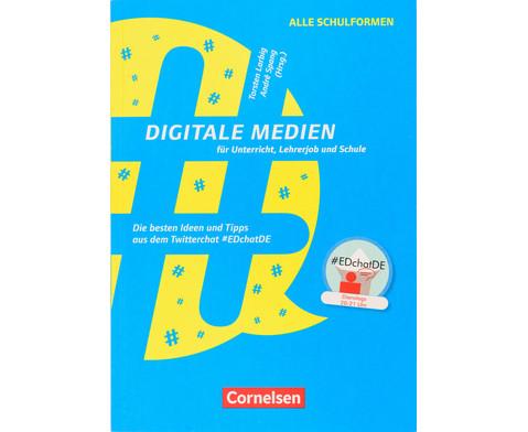 Digitale Medien - Die besten Ideen und Tipps aus dem Twitterchat EDchatDE