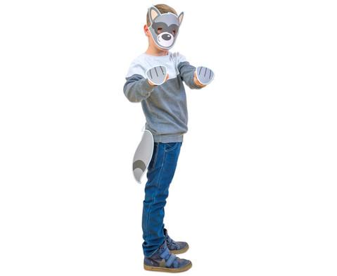 Bunte Tiermasken 7 Stueck-9