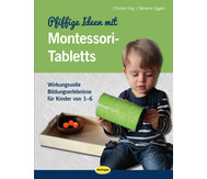 Pfiffige Ideen mit Montessori-Tabletts