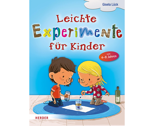 buch leichte experimente f r kinder. Black Bedroom Furniture Sets. Home Design Ideas