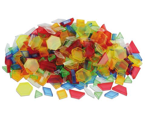 Transparente Pattern Blocks
