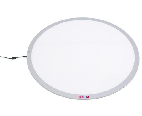 Leuchttisch rund