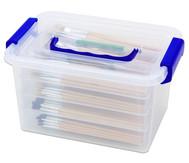 Pinselbox mit 192 Pinseln
