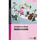 Lernstationen Musik Instrumente