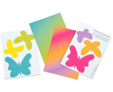Prickelmobile Schmetterlinge 10 Stueck