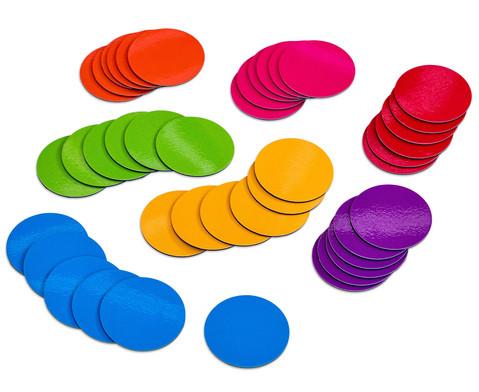 Magnet-Set bunt 42-tlg